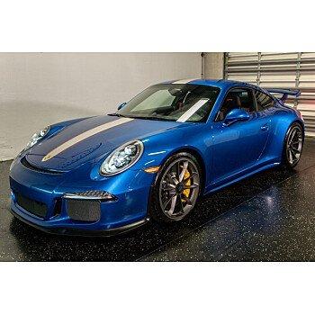 2015 Porsche 911 GT3 Coupe for sale 101233719