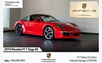 2015 Porsche 911 Targa 4S for sale 101267101