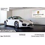 2015 Porsche 911 Turbo for sale 101608497