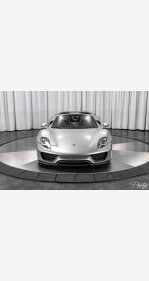 2015 Porsche 918 Spyder for sale 101235421
