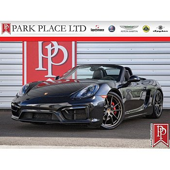 2015 Porsche Boxster for sale 100979273