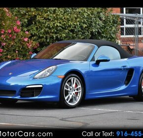 2015 Porsche Boxster for sale 101267025