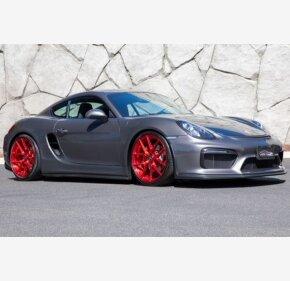 2015 Porsche Cayman for sale 101214070