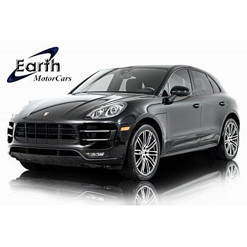 2015 Porsche Macan Turbo for sale 101294303