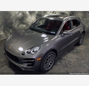 2015 Porsche Macan Turbo for sale 101416514