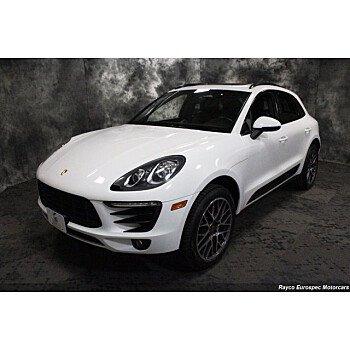 2015 Porsche Macan S for sale 101574943