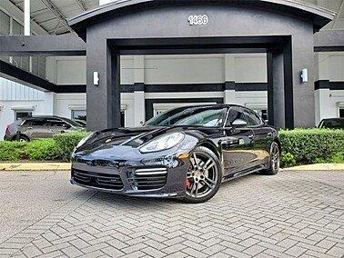 2015 Porsche Panamera Turbo for sale 101405606