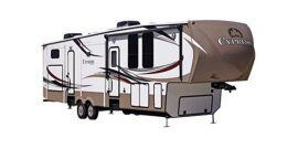 2015 Redwood Cypress CY38CFL specifications