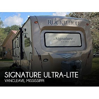 2015 Rockwood Signature Ultra Lite for sale 300266834