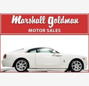 2015 Rolls-Royce Wraith for sale 101112532