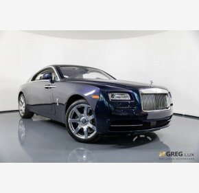 2015 Rolls-Royce Wraith for sale 101123017
