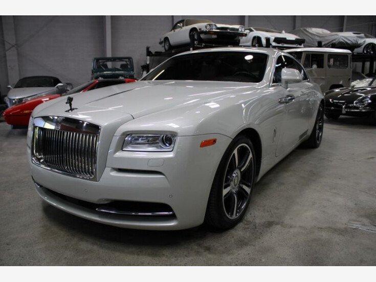 2015 Rolls-Royce Wraith for sale 101590828