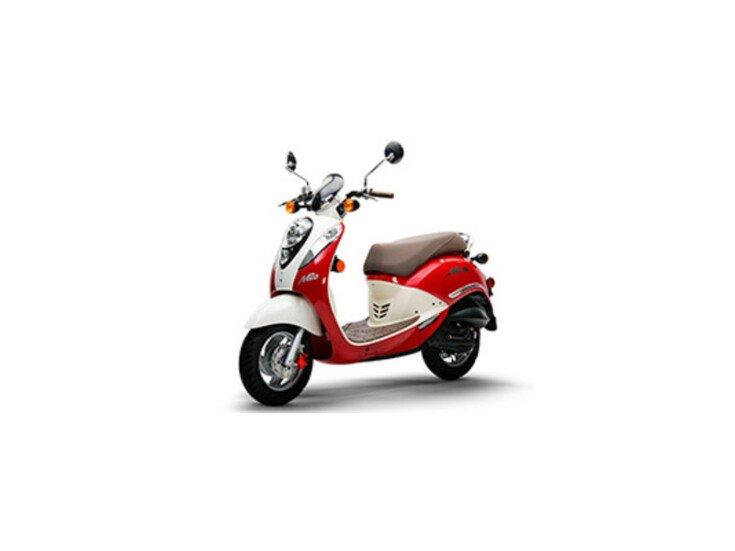 2015 SYM Mio 50 specifications