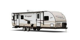2015 Shasta Flyte 255RS specifications