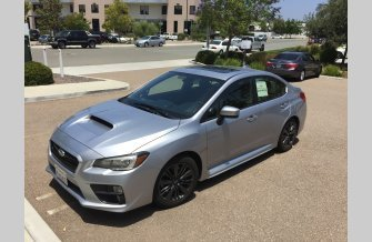 2015 Subaru WRX Limited for sale 100772559