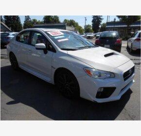 2015 Subaru WRX Premium for sale 101146224