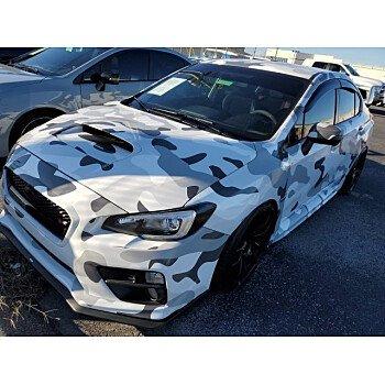 2015 Subaru WRX STI for sale 101246765
