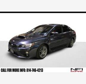 2015 Subaru WRX Limited for sale 101295375