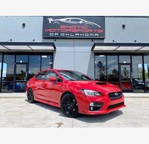 2015 Subaru WRX for sale 101344795