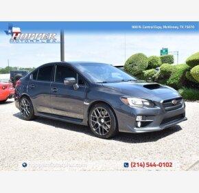2015 Subaru WRX for sale 101344873