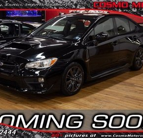 2015 Subaru WRX for sale 101361365