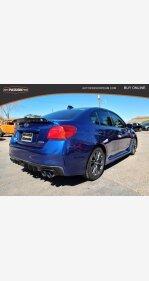 2015 Subaru WRX for sale 101482203