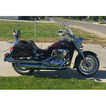 2015 Suzuki Boulevard 800 for sale 200585900
