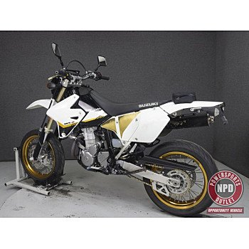 2015 Suzuki DR-Z400SM for sale 200822301