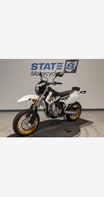 2015 Suzuki DR-Z400SM for sale 200941582