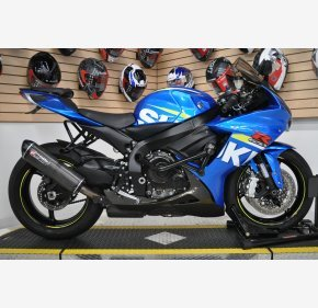 2015 Suzuki GSX-R600 for sale 200690603