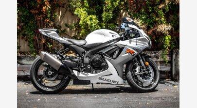 2015 Suzuki GSX-R600 for sale 200931855