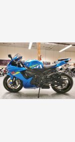 2015 Suzuki GSX-R600 for sale 200943627