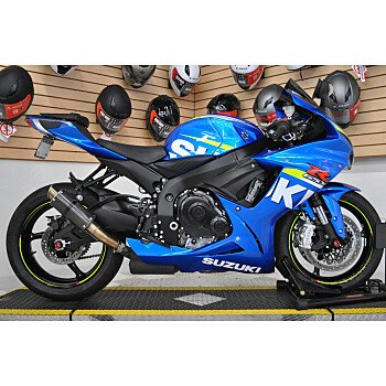 2015 Suzuki GSX-R600 for sale 200983164