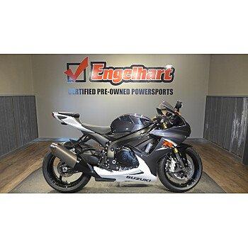 2015 Suzuki GSX-R750 for sale 200582025