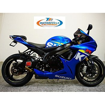 2015 Suzuki GSX-R750 for sale 200692895