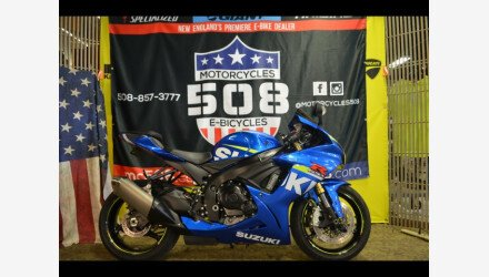 2015 Suzuki GSX-R750 for sale 200806226