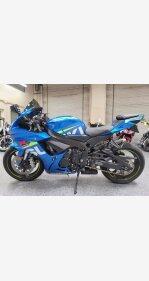 2015 Suzuki GSX-R750 for sale 200964120