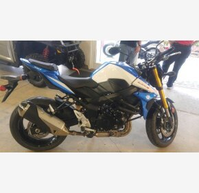 2015 Suzuki GSX-S750 for sale 200480932