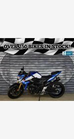 2015 Suzuki GSX-S750 for sale 200573743