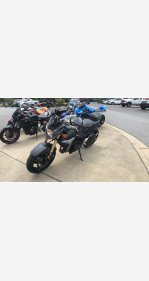 2015 Suzuki GSX-S750 for sale 200621469