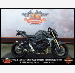 2015 Suzuki GSX-S750 for sale 200643202