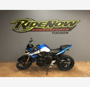 2015 Suzuki GSX-S750 for sale 200690385
