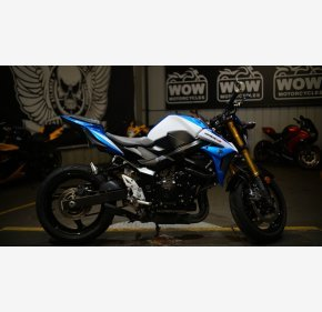 2015 Suzuki GSX-S750 for sale 200932244