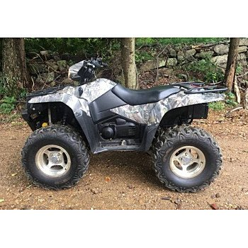 2015 Suzuki KingQuad 750 for sale 200616400