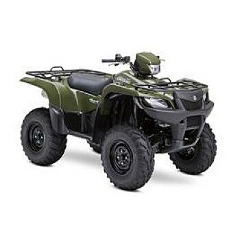 2015 Suzuki KingQuad 750 for sale 200831337