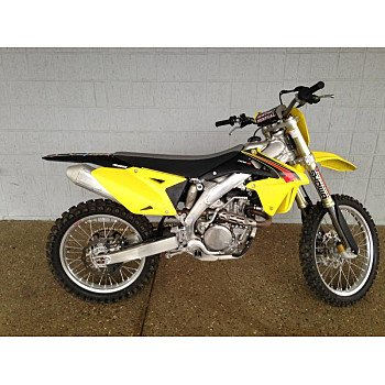 2015 Suzuki RM-Z450 for sale 200636667