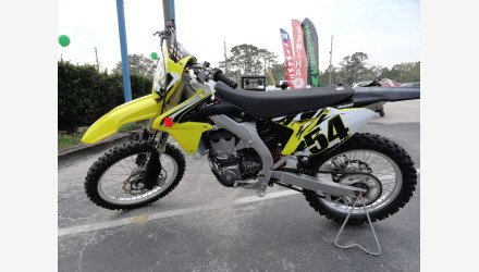 2015 Suzuki RM-Z450 for sale 200523190