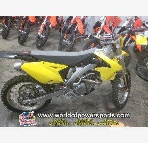 2015 Suzuki RM-Z450 for sale 200637456