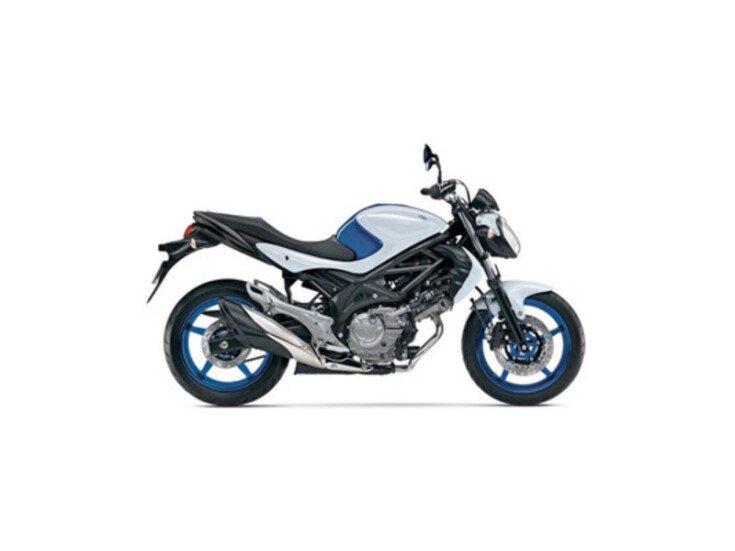 2015 Suzuki SFV650 650 specifications