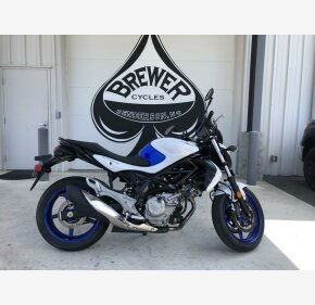 2015 Suzuki SFV650 for sale 200783073